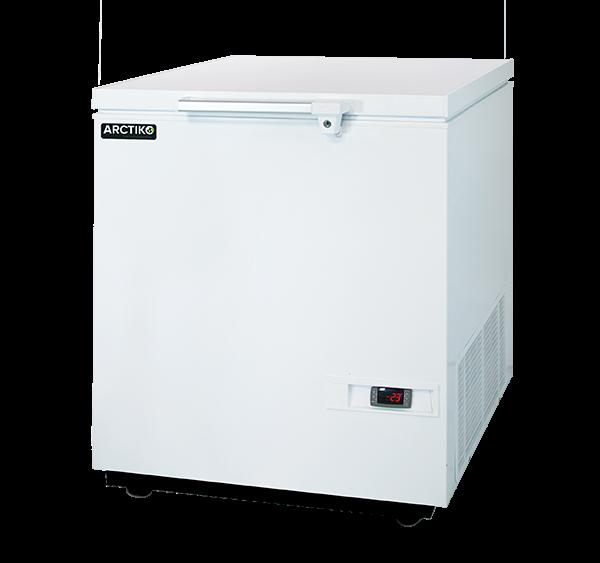 Congélateur coffre -60°C de 225L